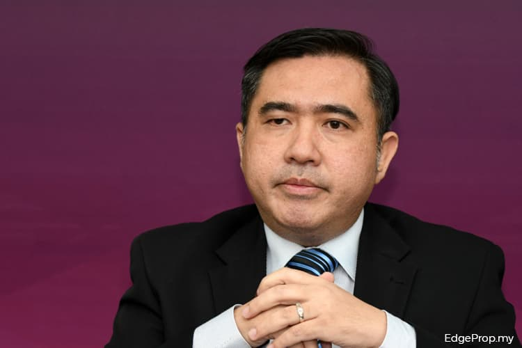 Transport minister checks out KLIA situation before flying to Penang