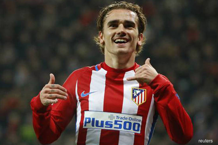 France ready to outgun any opponent, says Griezmann