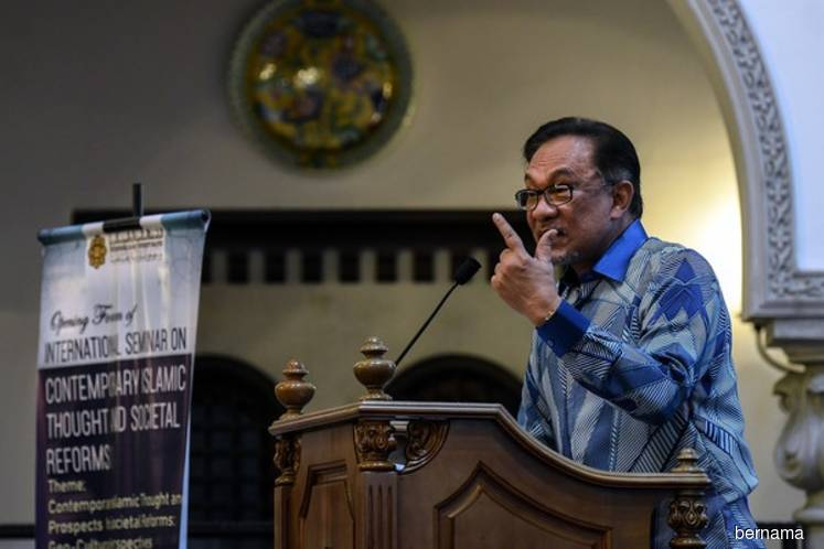 Cabinet reshuffle rumours deliberately created to cause tensions in PH - Anwar