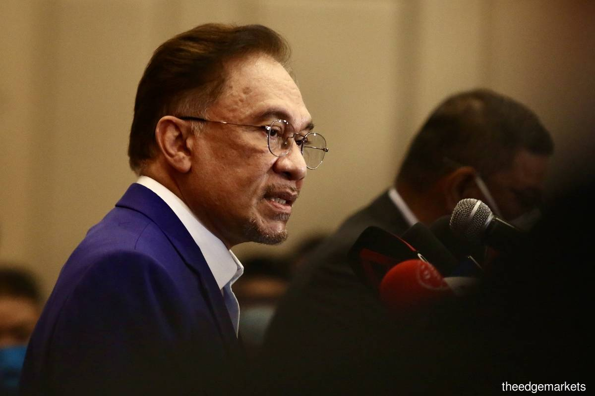 Istana Negara: Anwar did not provide names of MPs supporting him