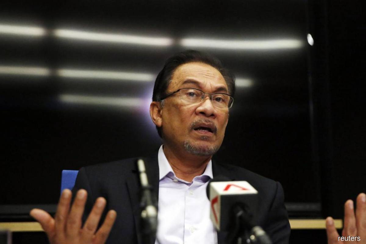 Anwar says that based on what has transpired in the past, this kind of measure would benefit only family-owned corporations and cronies. (Photo by Reuters)