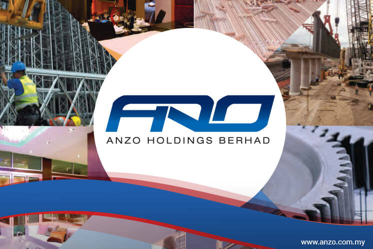 Anzo says not aware of reason for unusual market activity