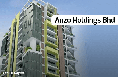 Immediate hurdle for Anzo at 22.5 sen, says AllianceDBS Research