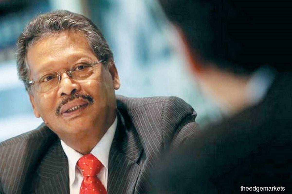 Former AG Apandi Ali is now Jiankun chairman