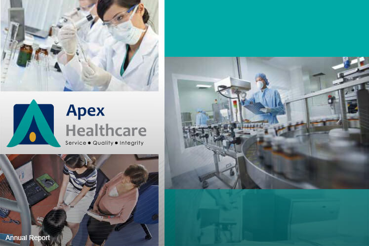 Apex Healthcare's improved margin levels seen sustainable in coming quarters