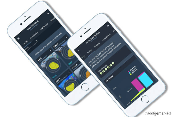 Apps: Helping you to visualise your portfolio