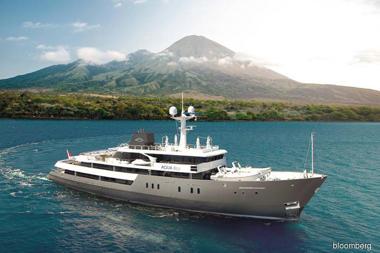 Next big thing in luxury cruising a much smaller ship