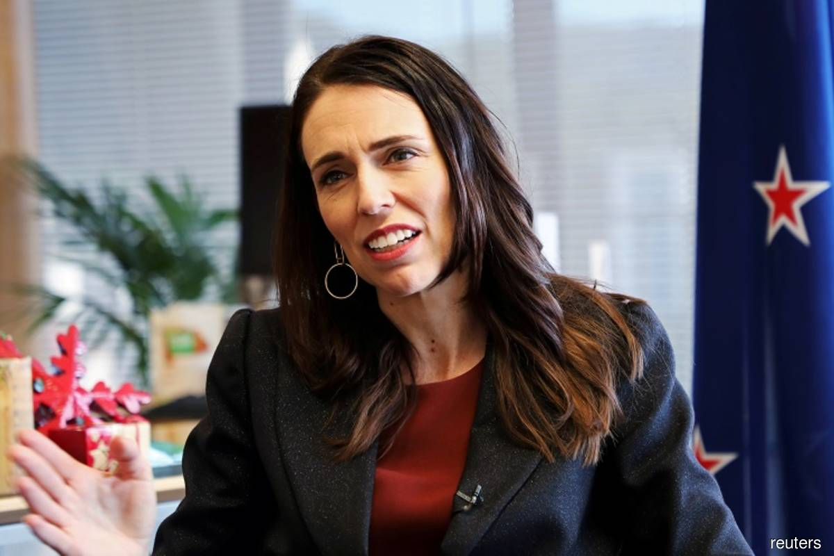 New Zealand PM Ardern on track for landslide re-election win