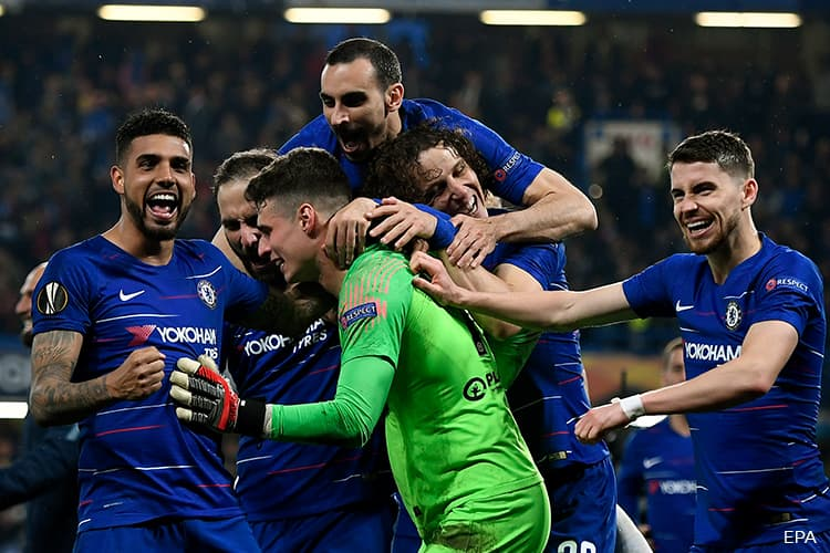 Arsenal, Chelsea to meet in all-English Europa League final