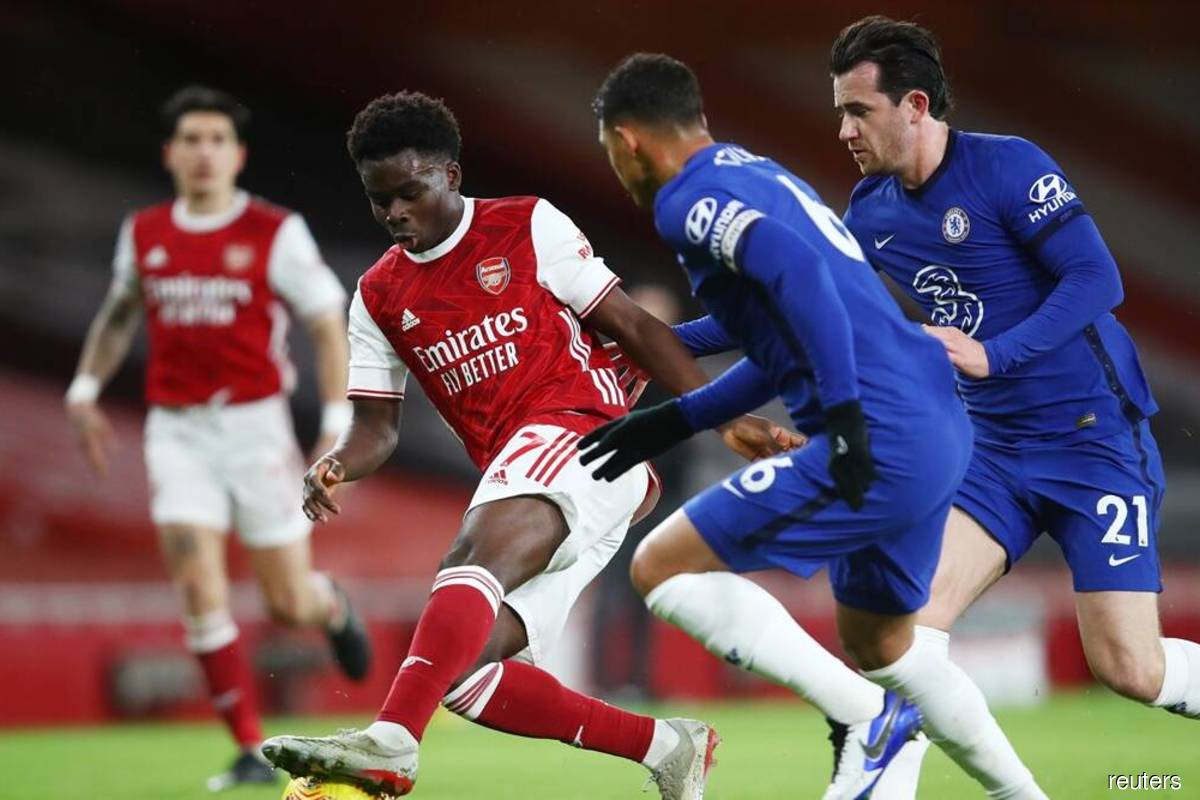 Arsenal stop rot by beating Chelsea, Everton move second