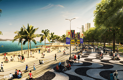 E&O begins Phase 1 reclamation for Gurney Drive project next month