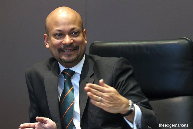 Arul Kanda took a big pay cut to join 1MDB