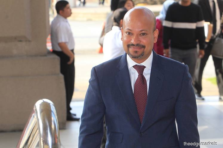 What was removed from the 1MDB final audit report?