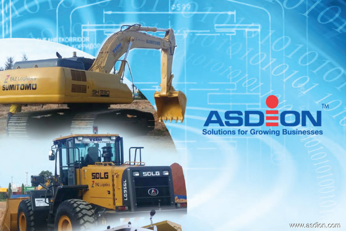 External auditor flags material uncertainty for Asdion to continue as going concern