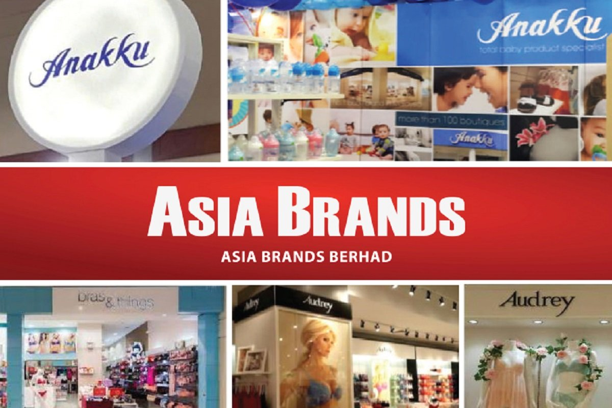 Asia Brands jumps 24.7% after posting four-fold jump in 2Q net profit