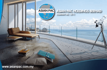 Asian Pac buys Sabah leasehold land for RM21.8m