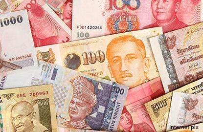 Taiwan dollar touches 20-month high; won and yuan edge higher