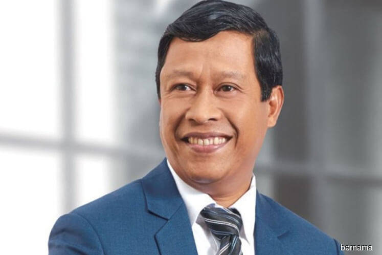 Asri Hamidon is new SSER chairman, accounting firm to manage firm's daily ops
