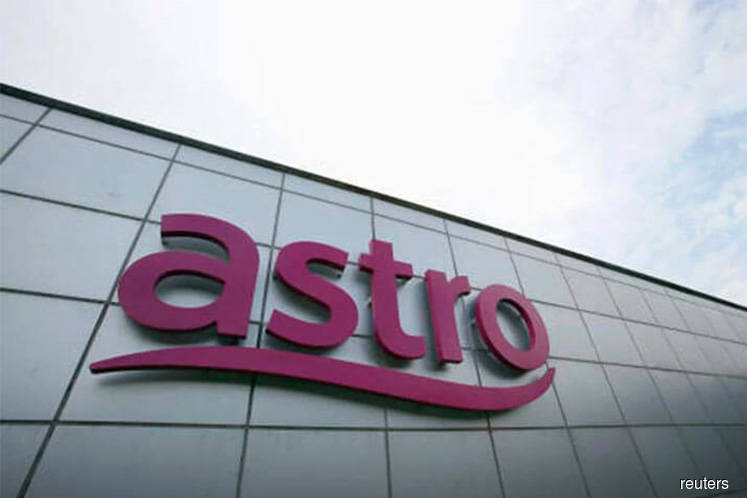 Affin Hwang Capital raises target price for Astro to RM1.62