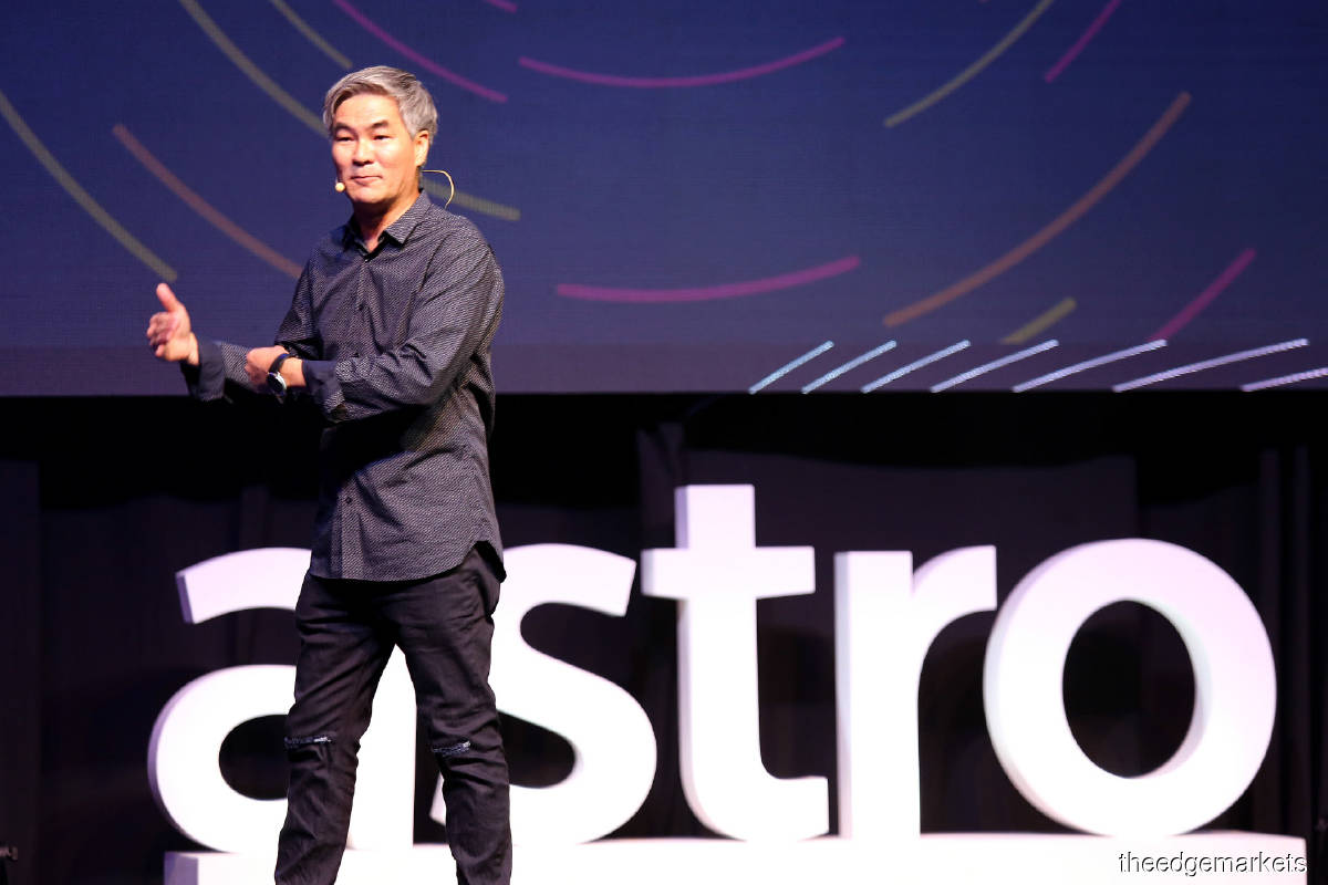 Astro offers local filmmakers alternative monetisation platform