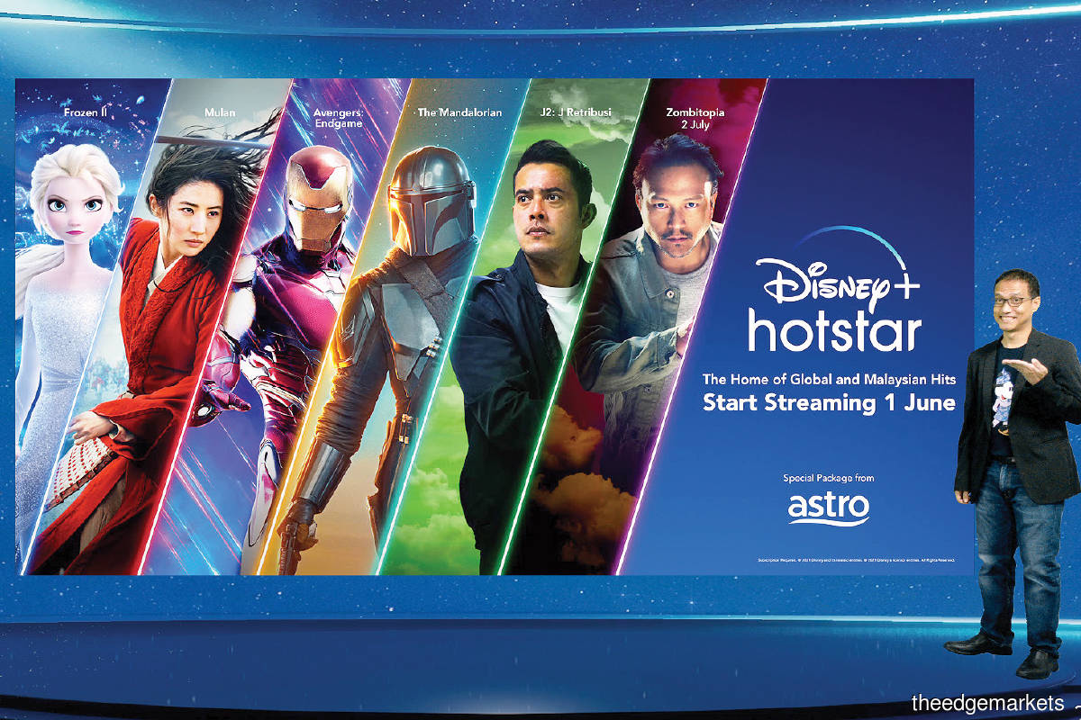 How Disney+ Hotstar's entry changes Astro's value proposition | The Edge Markets