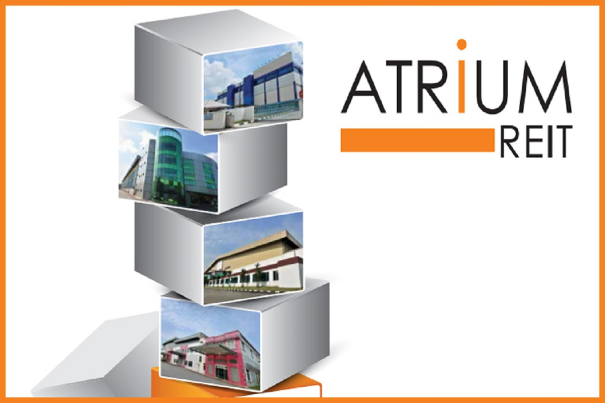Atrium REIT's 3Q rental income up 74% to RM7.7m