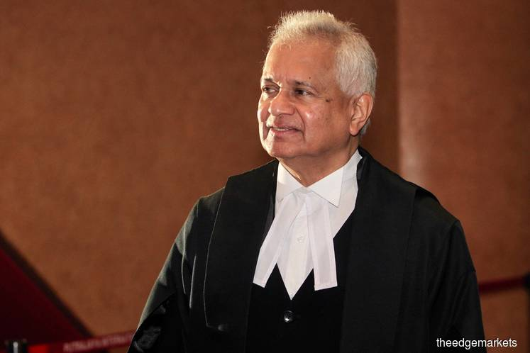 AGC stretched by increased number of high profile cases — Tommy Thomas