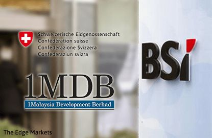 1MDB Case: Criminal proceedings opened against the BSI SA bank