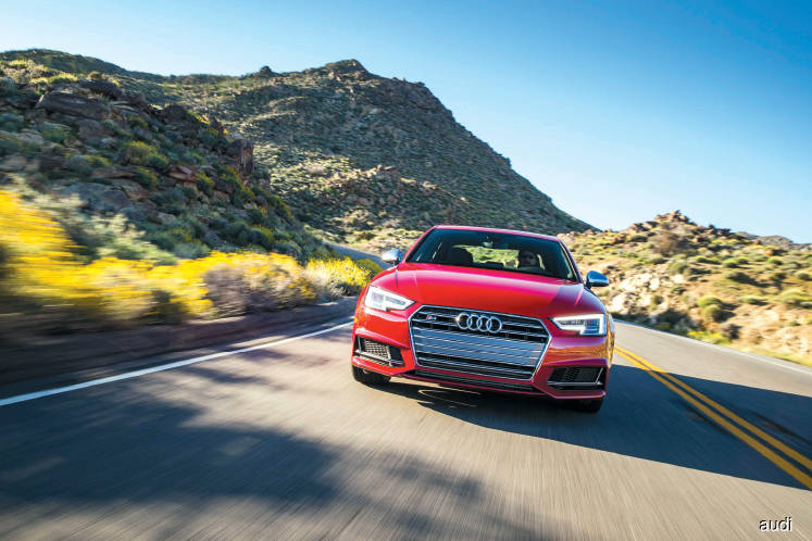 Cars: 2018 Audi S4 a perfectly good car if you don't need sex appeal