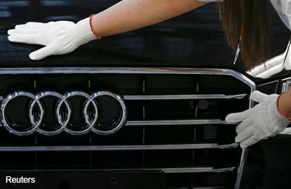 Audi searched by German police in Dieselgate swoop