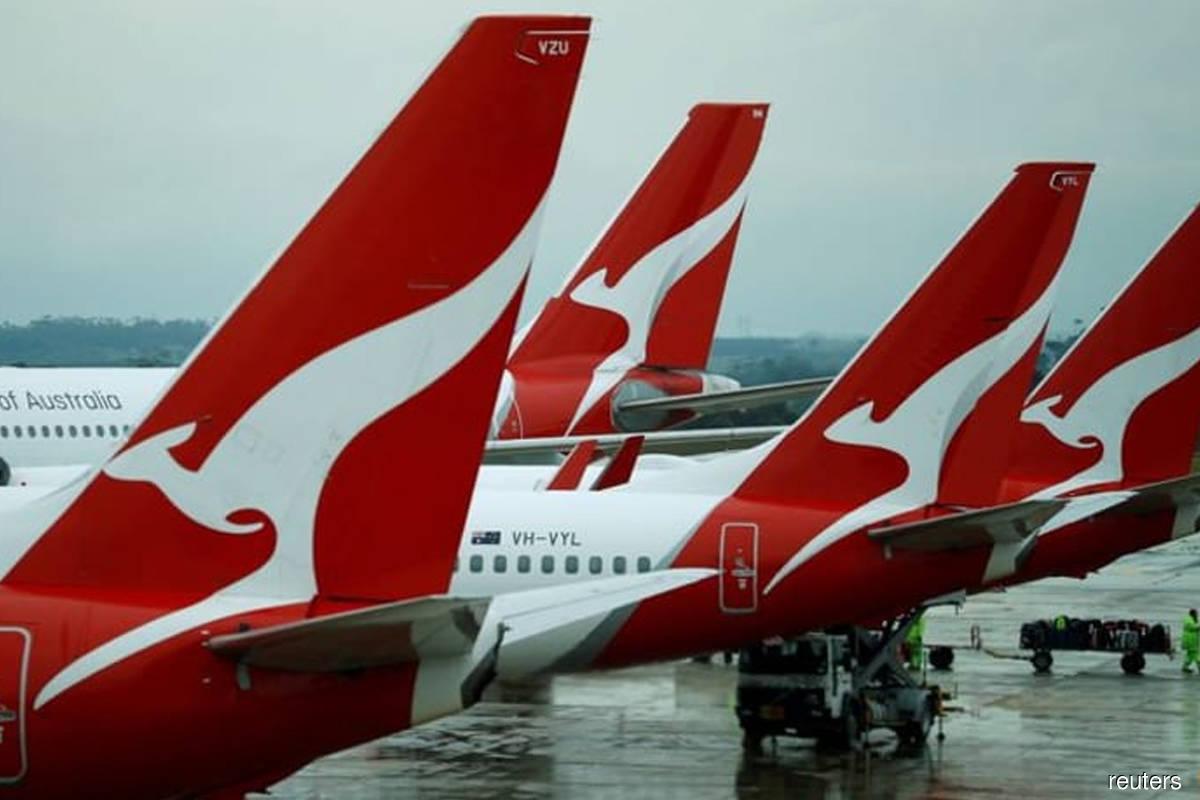 Australia's Qantas to sell land for US$595 million to cushion pandemic blow