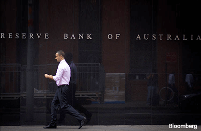 Australia's central bank holds rates as property market sizzles
