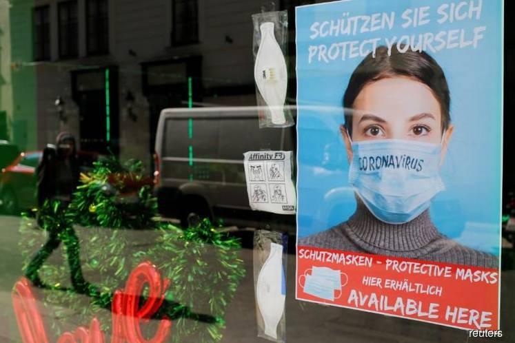 Austria to make basic face masks compulsory in supermarkets