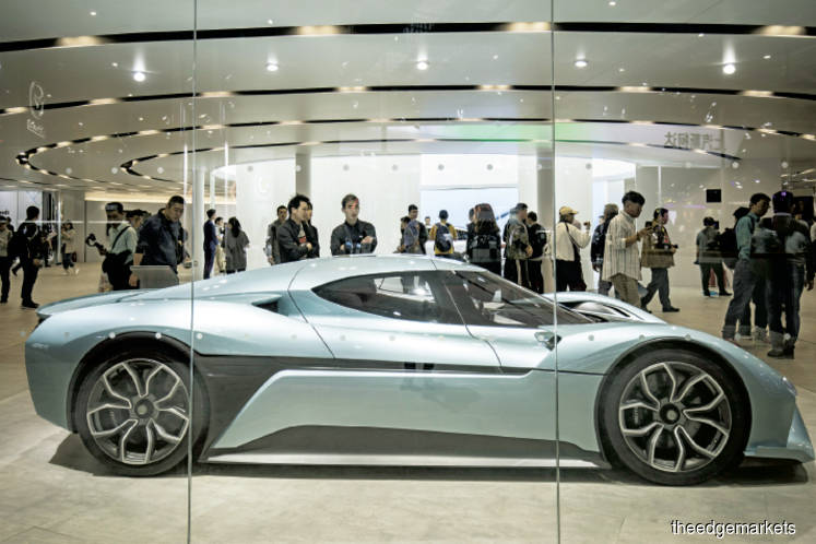 Tech: China's electric car boom is only just getting started