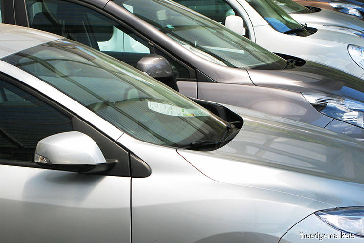 Vehicle sales slip for four straight months in May
