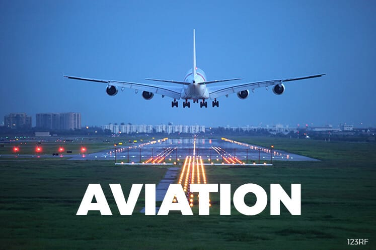 Aviation-related stocks advance on solid IATA financial monitor report