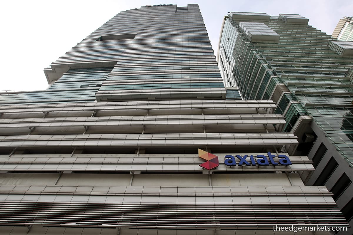 Axiata, Digi rise on planned telco operations merger