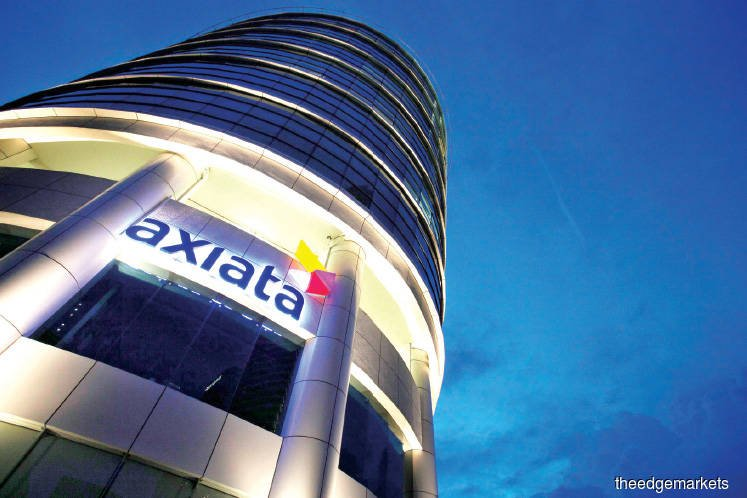 Axiata drops to eight-year low