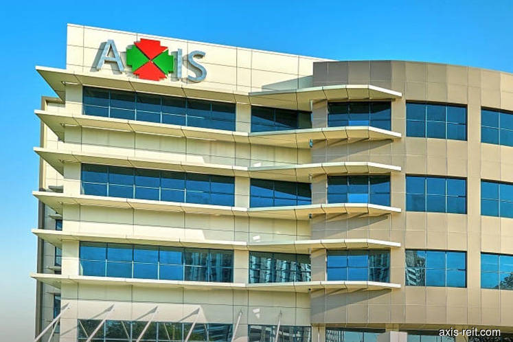 Axis REIT's growth seen from Axis Mega DC, industrial assets