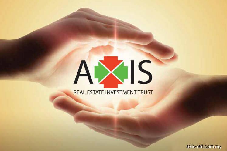 Axis REIT 1Q net property income up 6%, declares 1.94 sen DPU