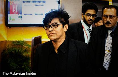 Azalina to speak for Najib over RM2.6b donation, say sources