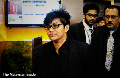 Azalina lied about not buying spyware, says blogger