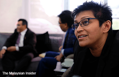 Kit Siang's suspension not 1MDB related, says Azalina