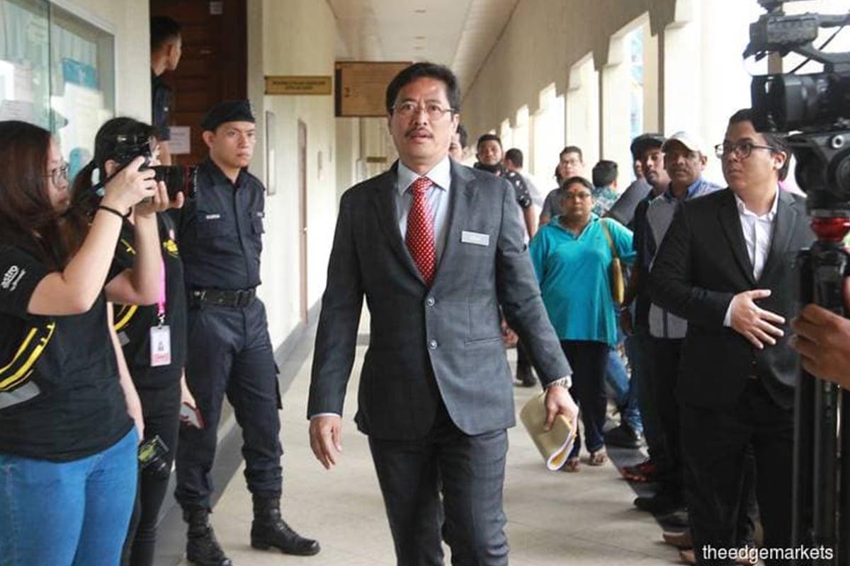 Malaysian Anti-Corruption Commission (MACC) chief commissioner Datuk Seri Azam Baki. Photo by The Edge