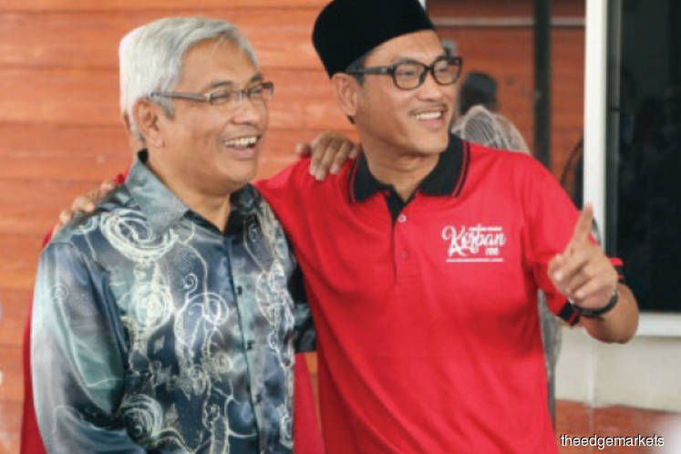 Politics and Policy: In Perak, reshuffle rumours are rife again