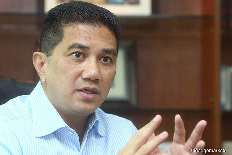 RM100 mil allocated to Economic Affairs Ministry is only for new projects