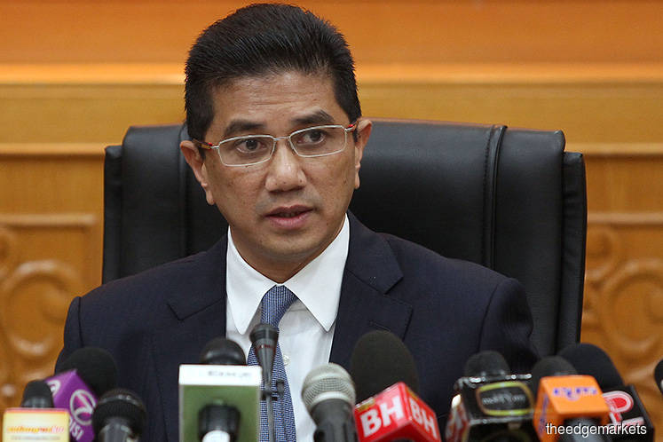 Forensic audit highlights questionable Felda deals, says Azmin Ali