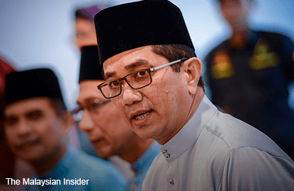 Azmin welcomes PAS' inclusion in new opposition coalition