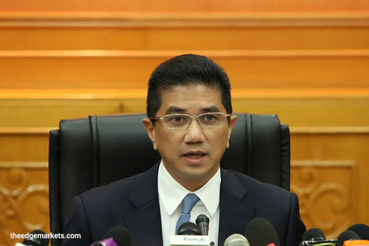 Azmin to take on Federal role once suitable replacement sworn in