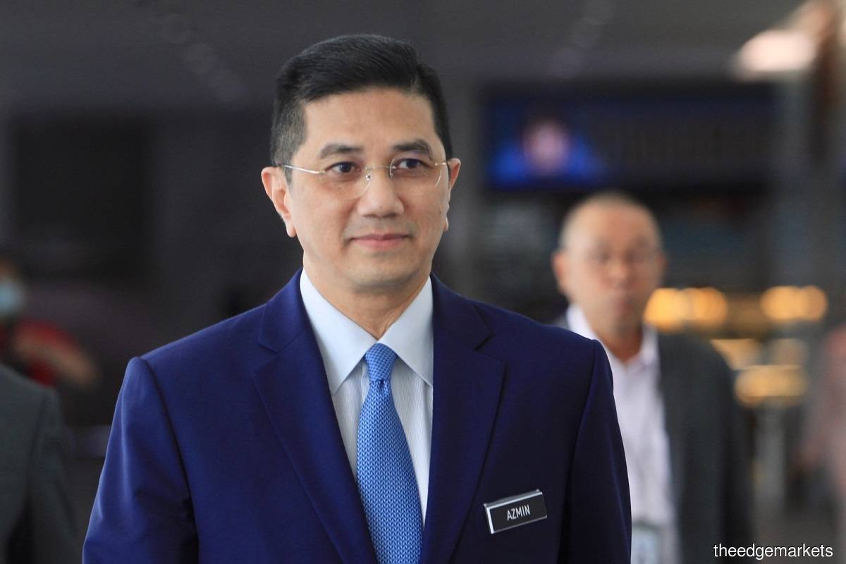 Perlis must focus on high-value investments, hi-tech industries, says Azmin